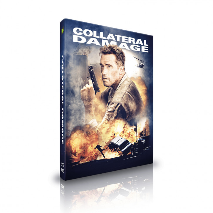 Collateral Damage - Limited Mediabook - Cover C [Blu-ray+DVD]