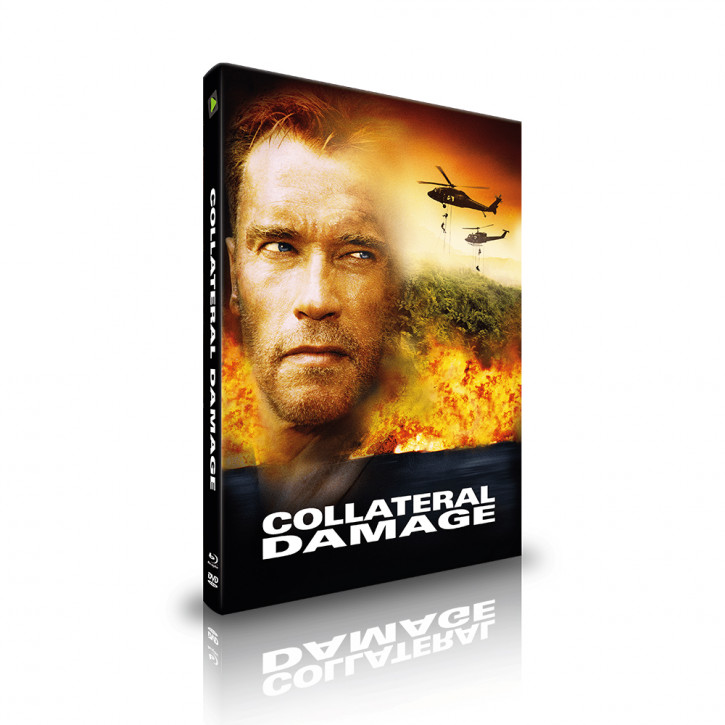 Collateral Damage - Limited Mediabook - Cover D [Blu-ray+DVD]