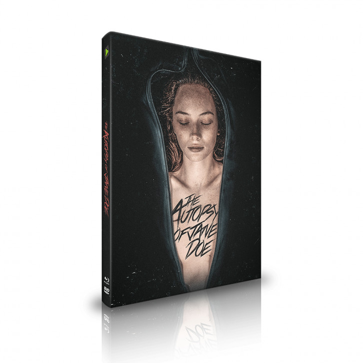 The Autopsy of Jane Doe - Limited Mediabook - Cover A [Blu-ray+DVD]
