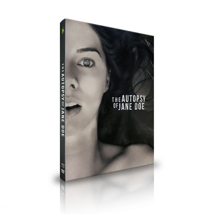 The Autopsy of Jane Doe - Limited Mediabook - Cover B [Blu-ray+DVD]