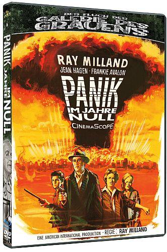 Panik im Jahre Null - Der Fluch der Galerie des Grauens #6 [Blu-ray+DVD]
