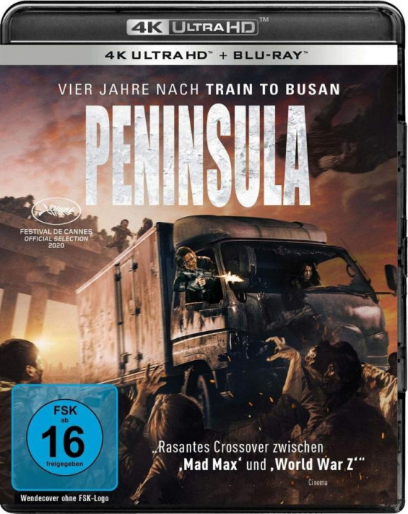 Peninsula [4K UHD+Blu-ray]