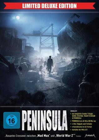 Peninsula - Deluxe Edition [4K UHD+Blu-ray]