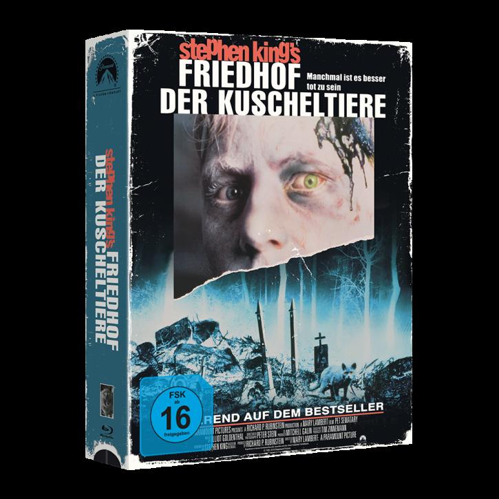 Friedhof der Kuscheltiere - Tape Edition [Blu-ray]