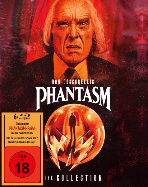 Phantasm - The Collection [Blu-ray]