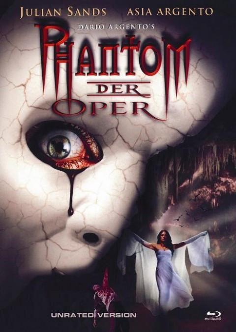 Phantom der Oper - kleine Hartbox [Blu-ray]