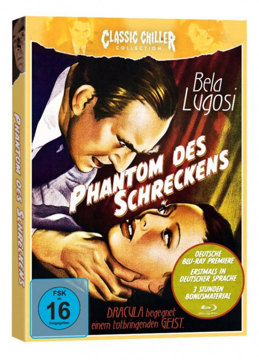 Phantom des Schreckens - Classic Chiller Collection [Blu-ray]