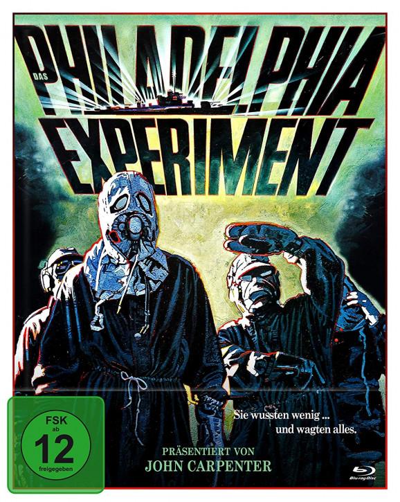Das Philadelphia Experiment - Limited Mediabook Edition [Blu-ray+DVD]
