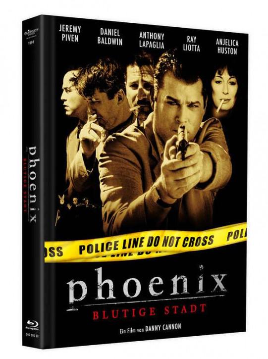 Phoenix - Mediabook [Blu-ray+DVD]
