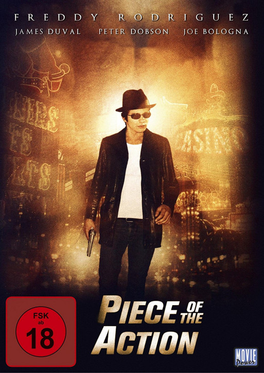 Piece of the Action - [DVD]