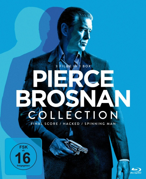 Pierce Brosnan Collection [Blu-ray]
