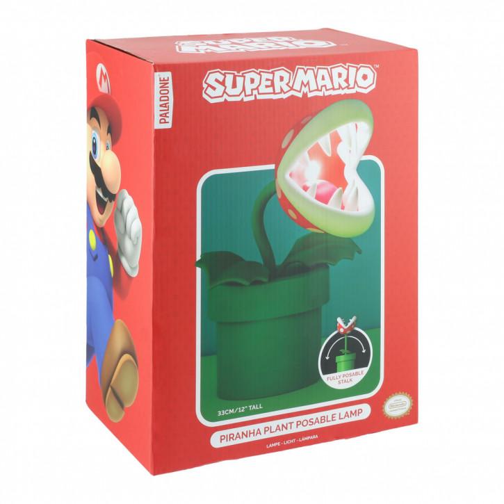 Super Mario Piranha Plant - Leuchte