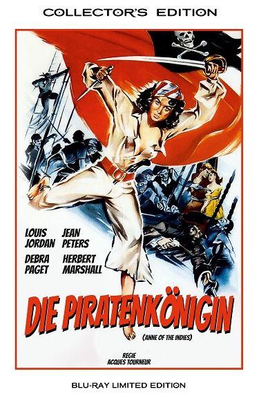 Die Piratenkönigin - grosse Hartbox [Blu-ray]
