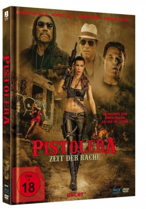 Pistolera - Zeit der Rache - Mediabook [Blu-ray+DVD]