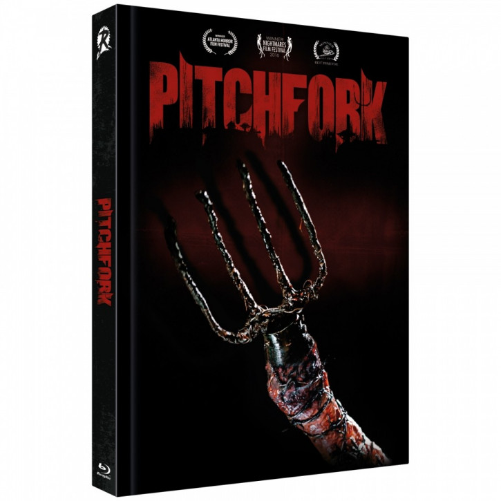 Pitchfork- Limited Collectors Edition Mediabook - Cover A [Blu-ray+DVD]
