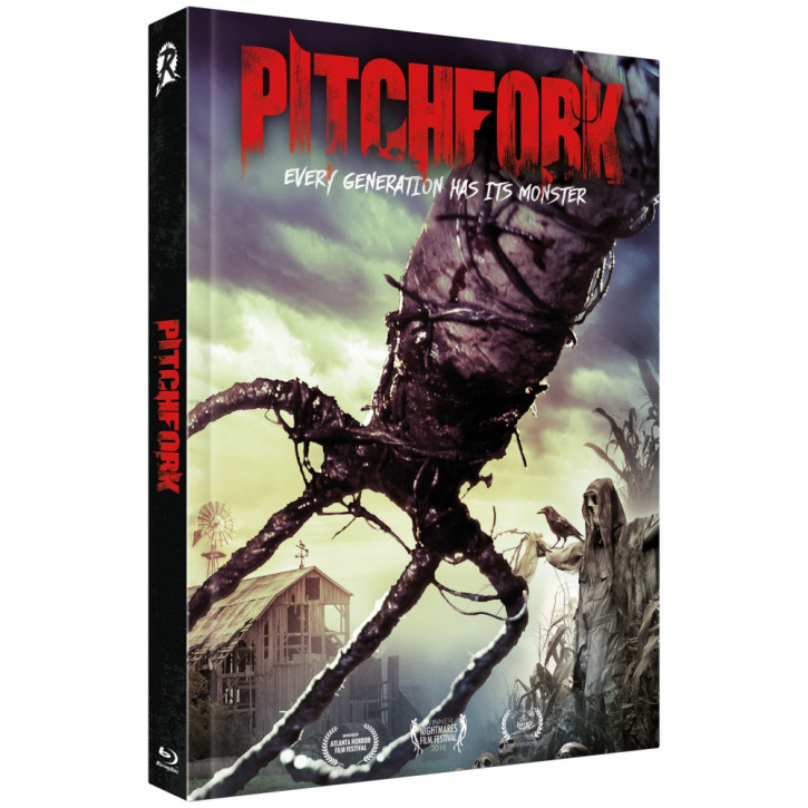 Pitchfork- Limited Collectors Edition Mediabook - Cover B [Blu-ray+DVD]