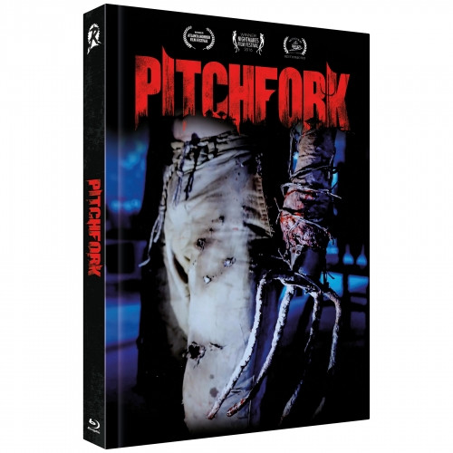 Pitchfork- Limited Collectors Edition Mediabook - Cover C [Blu-ray+DVD]