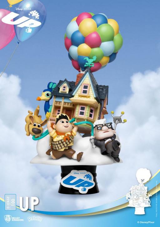 Pixar: Diorama Stage 100 - Oben