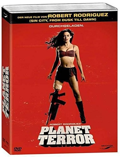 Planet Terror - Limited Collectors Edition im Benzin Kanister [DVD]