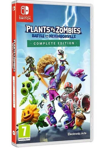 Plants vs Zombies Battle for Neighborville - Complete Edition [Nintendo Switch]