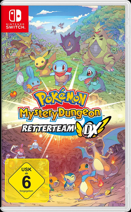 Pokemon Myster Dungeon: Retterteam DX [Nintendo Switch]