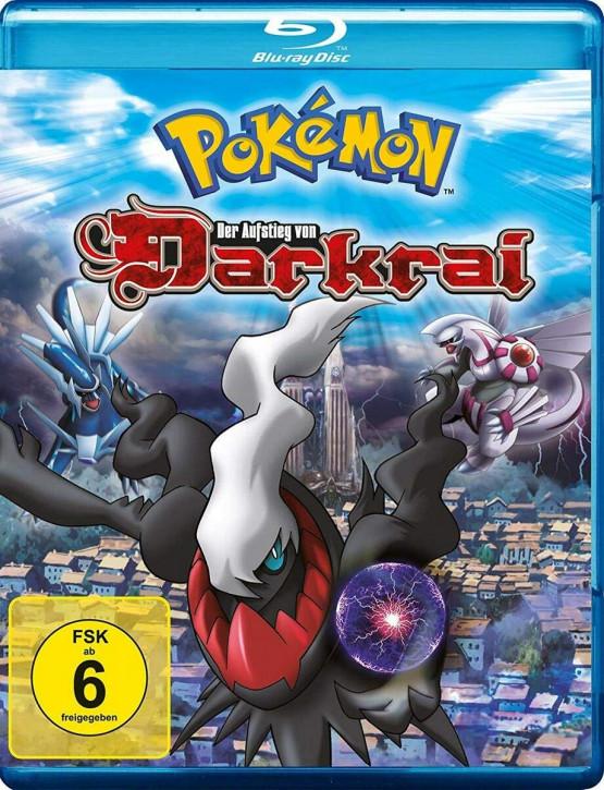 Pokemon 10 - Der Film: Der Aufstieg von Darkrai [Blu-ray]