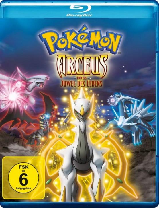 Pokémon - Arceus [Blu-ray]