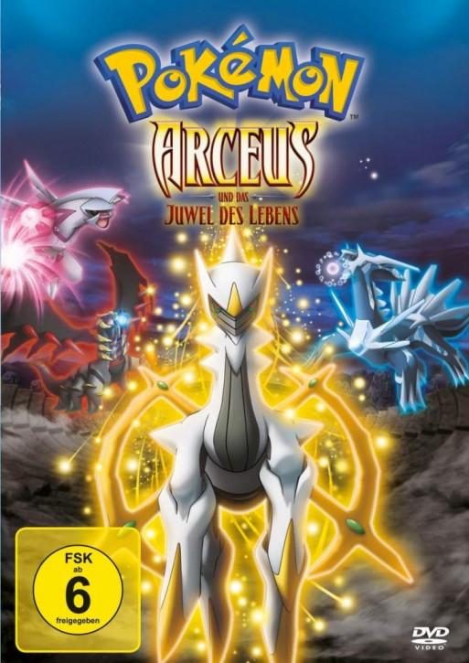 Pokémon - Arceus [DVD]