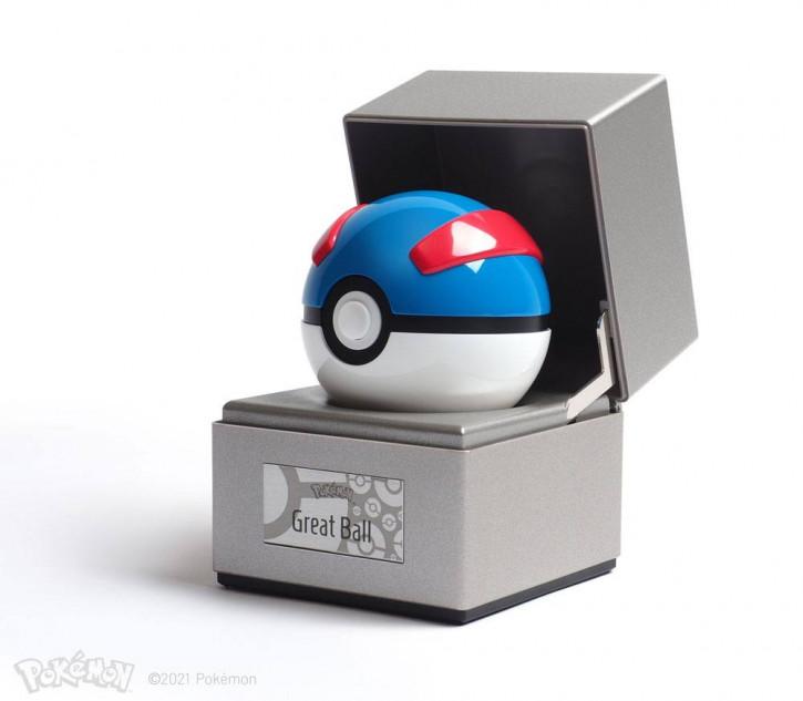 Pokémon Diecast - Replik Superball