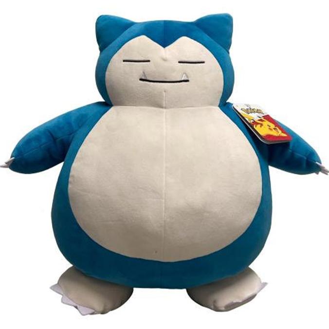 Pokémon - Plüschfigur - Schlafender Relaxo
