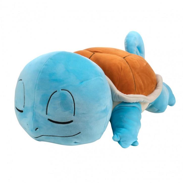 Pokémon - Plüschfigur - Schlafender Schiggy