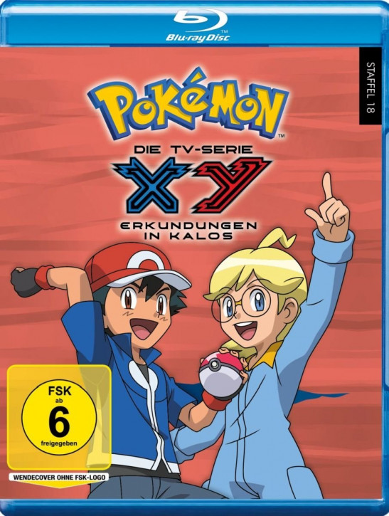 Pokémon Staffel 18: XY [Blu-ray]