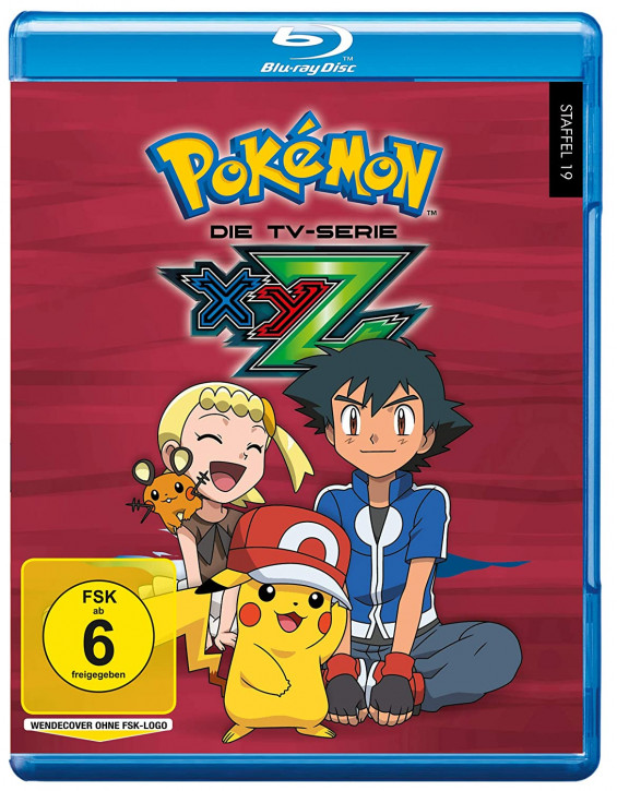 Pokémon Staffel 18: XYZ [Blu-ray]