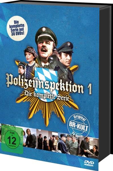 Polizeiinspektion 1 - Die komplette Serie [DVD]
