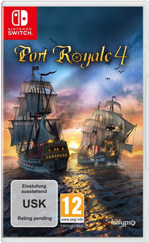 Port Royale 4 [Nintendo Switch]