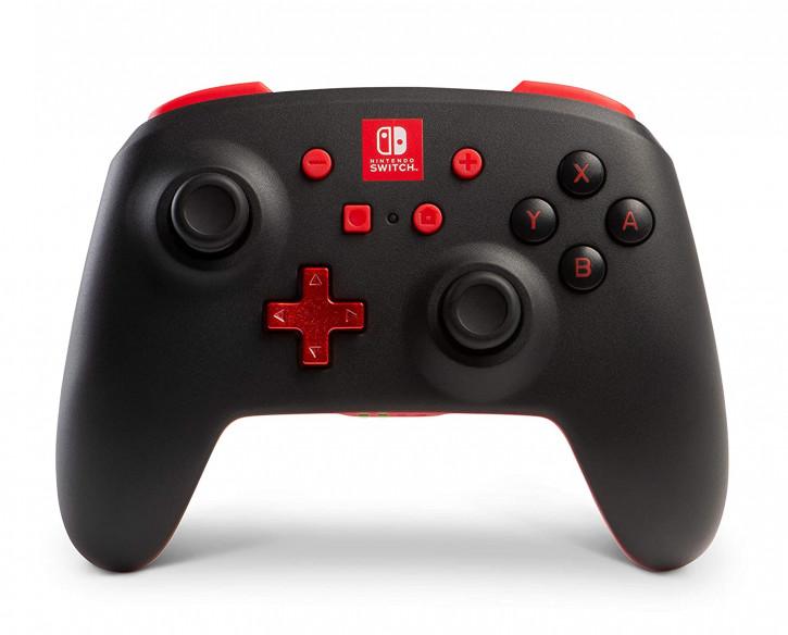 PowerA - Wireless Controller - Schwarz [Nintendo Switch]