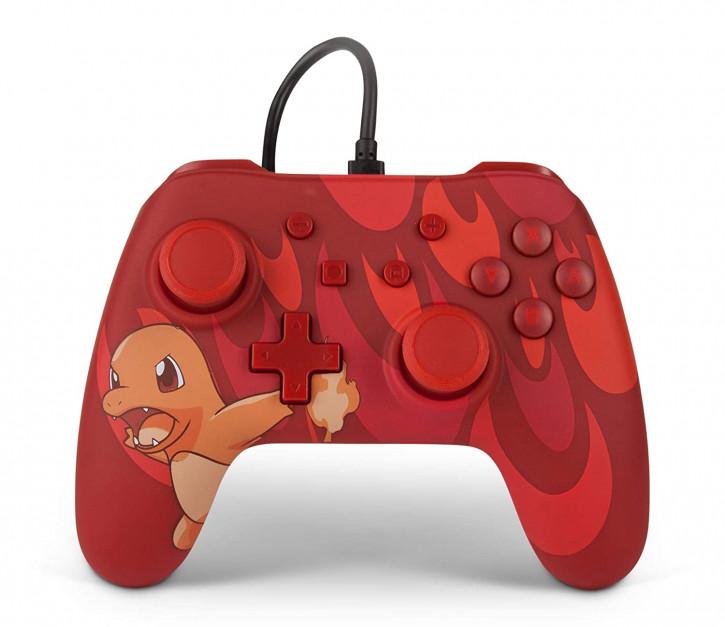 PowerA - Wired Controller - Blaze [Nintendo Switch]