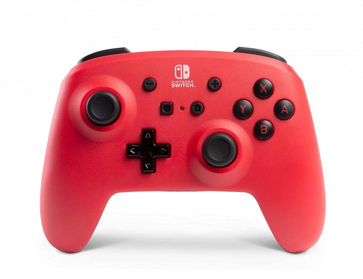 PowerA - Wireless Controller - Rot [Nintendo Switch]