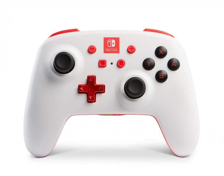 PowerA - Wireless Controller - Weiß [Nintendo Switch]