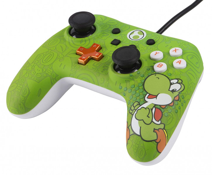 PowerA - Wired Controller - Yoshi [Nintendo Switch]