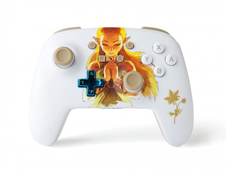 PowerA - Wireless Controller - Prinzessin Zelda [Nintendo Switch]