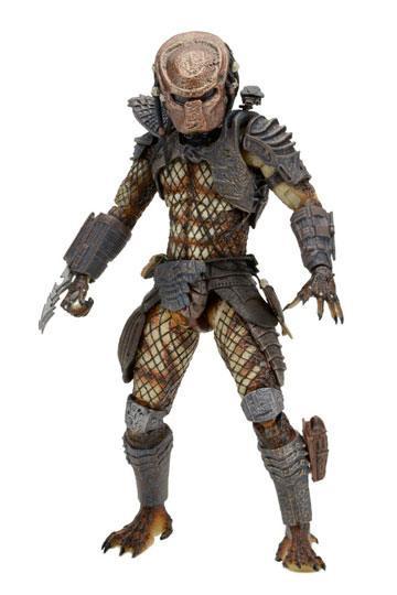 Predator 2 - Actionfigur Ultimate - City Hunter