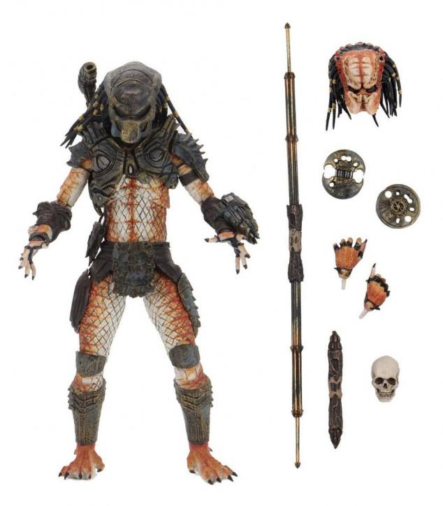 Predator 2 - Actionfigur Ultimate - Stalker Predator