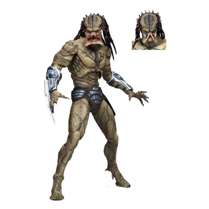 Predator 2018 - Actionfigur Deluxe Ultimate - Assassin Predator