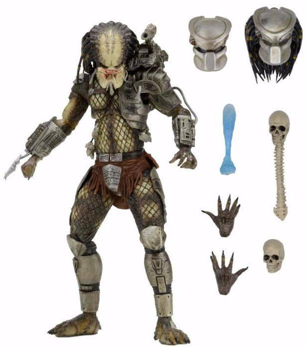 Predator - Actionfigur Ultimate - Jungle Hunter