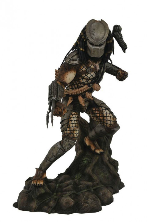 Predator Movie - Gallery PVC Statue - Jungle Predator