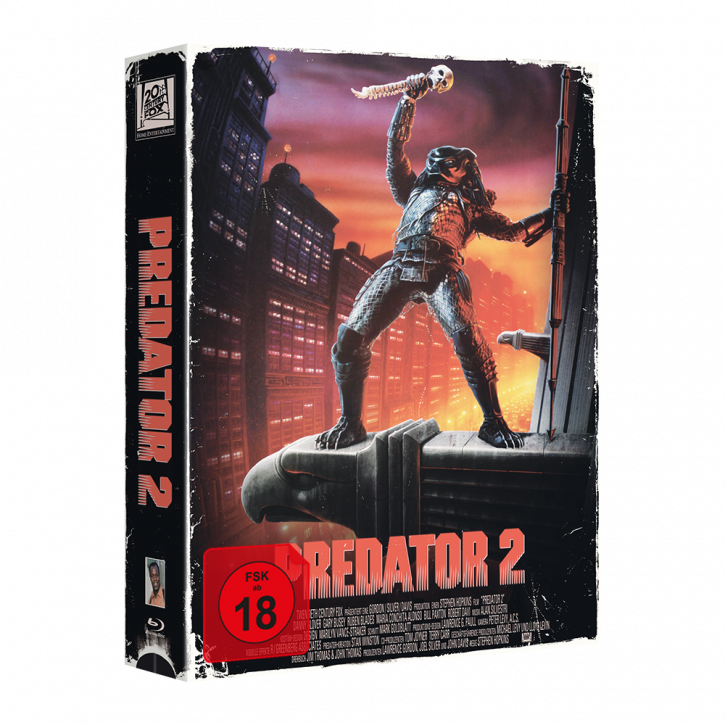 Predator 2 - Tape Edition [Blu-ray]