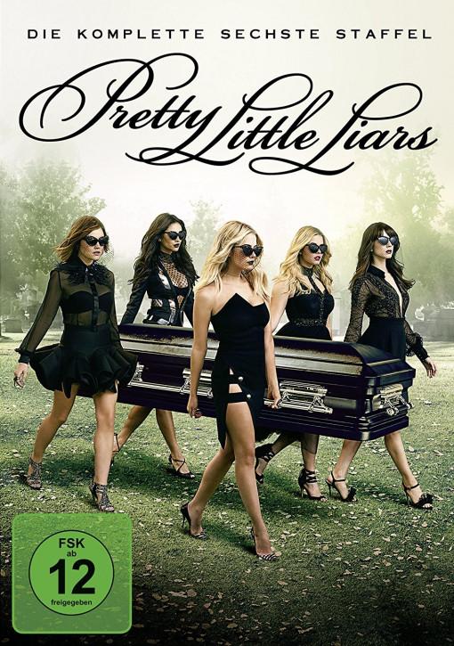 Pretty Little Liars - Die komplette sechste Staffel [DVD]