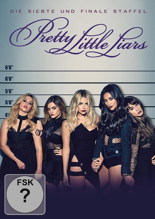 Pretty Little Liars - Die komplette siebte Staffel [DVD]