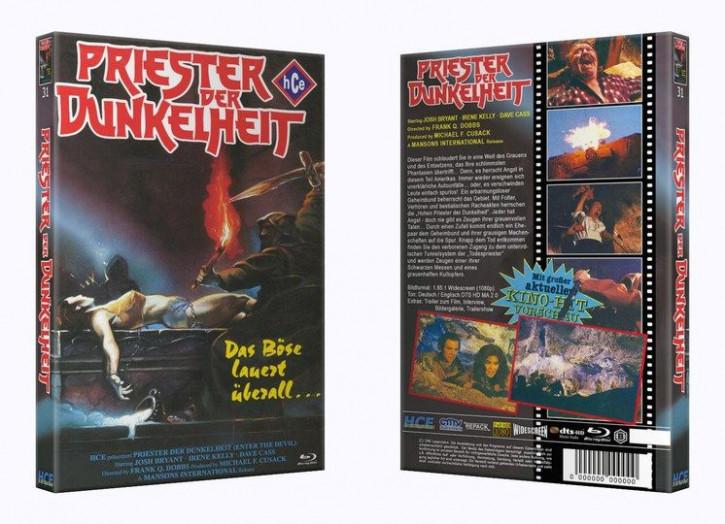 Priester der Dunkelheit - Große Hartbox [Blu-ray]